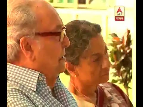 After a Long time Legendary actors Soumitra Chatterjee and Tanuja will be seen together in