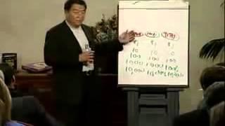 """Роберт Кийосаки о 3 копилках (отрывок из ролика """"Как стать богатым за 60 минут"""")"""
