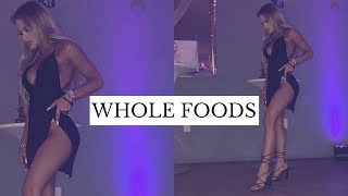 change your sheets + iconic whole foods haul | DailyPolina