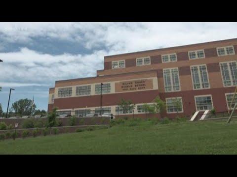 Swastika found in Silver Creek Middle School