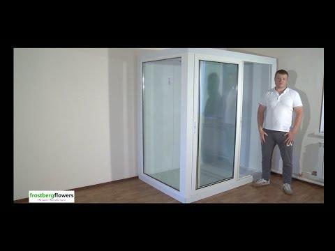 Монтаж холодильной камеры Frostberg