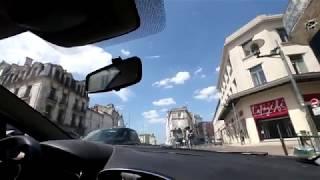 CL a testé la circulation dans Angoulême avec les travaux (Trajet 3)