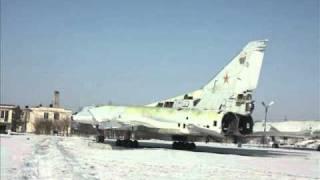 Брошенные ТУ-22М3 (гарнизон Воздвиженка).wmv