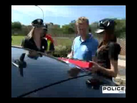 Gareth Cliff gets arrested by Police