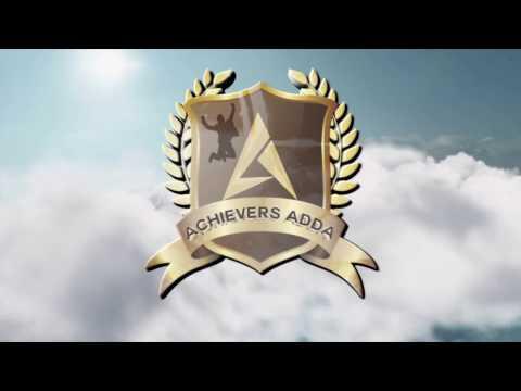 Achievers Adda - Success Story of Prashant Mishra, Bank of Maharashtra PO (promo)