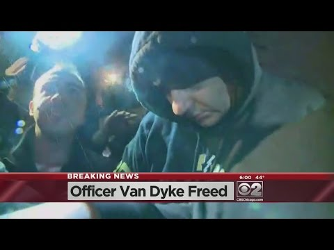 Officer In Laquan McDonald Shooting Out On Bond