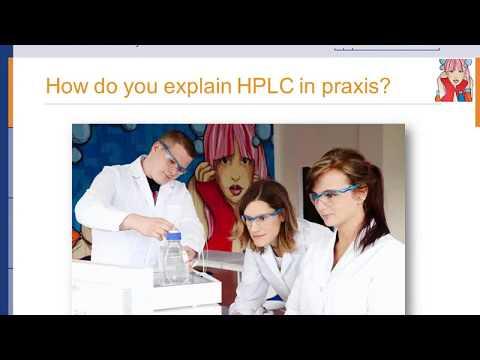 How to explain HPLC?