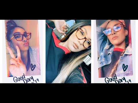 Don't @ me Quay x Desi Perkins glasses review thumbnail