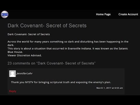 Jon Pounders, David and Donna Carrico - Dark Covenant: