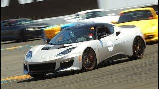 2018 Lotus Evora 400: Four Trackdays  in 1 Video!