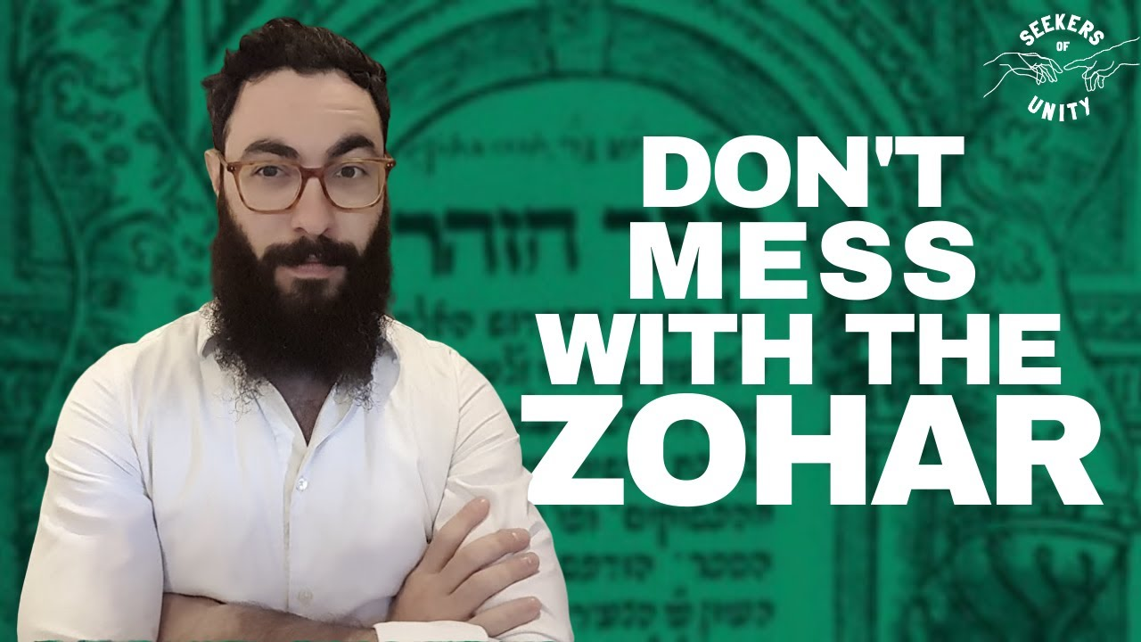 Introduction to the Zohar, the Book that Changed Judaism... Forever