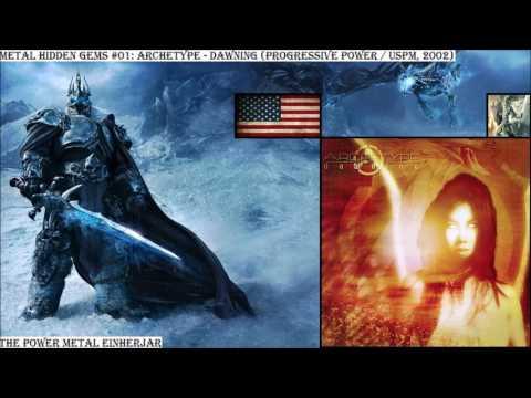Metal Hidden Gems: Archetype - Dawning (2002)