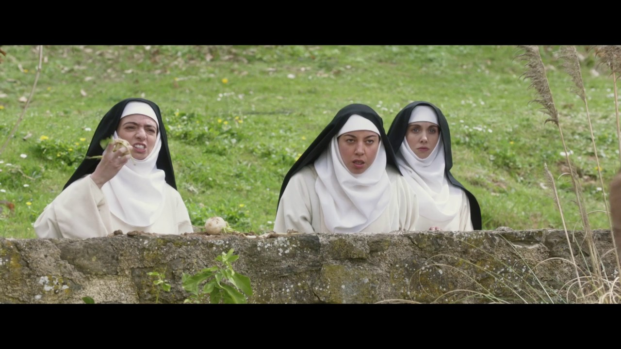 The Little Hours : bande-annonce (version originale anglaise)