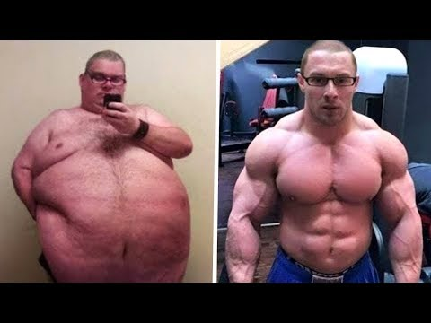 6 Body Transformations That Will Surprise You