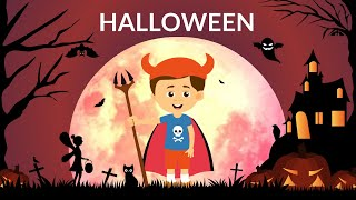 Halloween  | The Halloween Story | Trick or Treat | Video for Kids