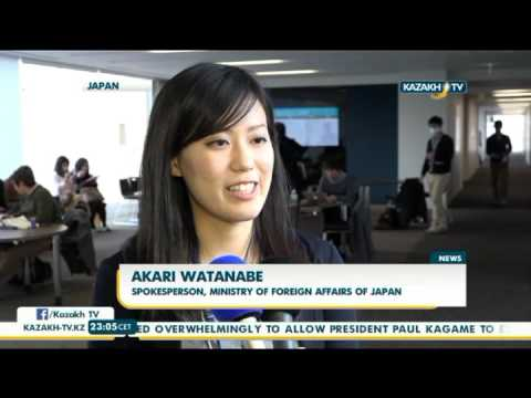 Kazakh students study in Japan under Mirai program - Kazakh TV