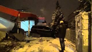 21.02.2016. ДТП. м. Вінниця, вулиця Пирогова, 46