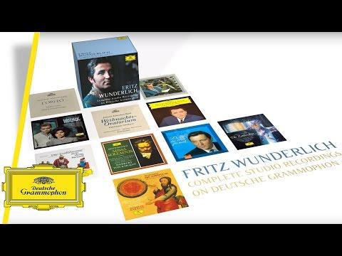 Fritz Wunderlich - Complete Studio Recordings (Trailer)
