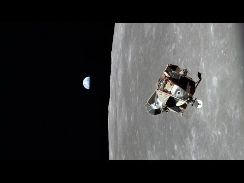 Apollo 11: Landing On The Moon
