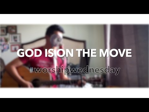 "#ww ""God Is On The Move"" OTS"