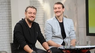 Adam i Aleksander Baronowie - wywiad - Pytanie na śniadanie