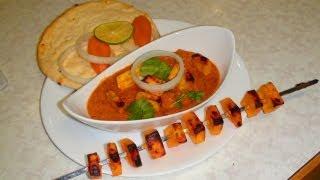 Paneer Tikka Masala recipe