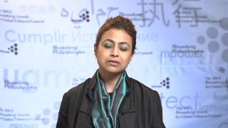 Dr. Samira Asma, U.S. Centers for Disease Control and Prevention