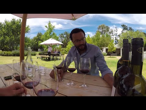 """South Africa 5.0 -  """"Eat, Drink, Repeat"""" in Stellenbosch"""