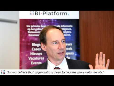 Mark Madsen on Multi-Use Data Infrastructures and Analytics