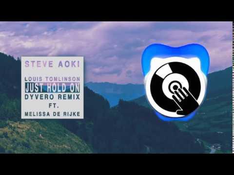 Steve Aoki - Just Hold On (Dyvero Bootleg) (ft Melissa De Rijke)[FREE DOWNLOAD]