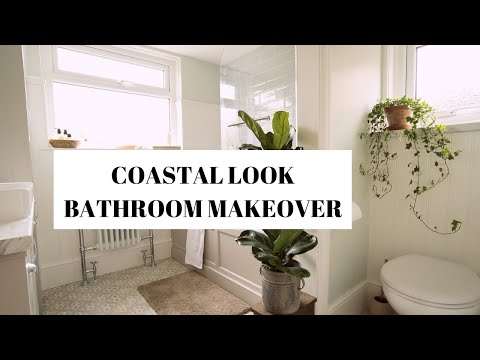before-+-after:-bathroom-makeover-|-the-grand-reveal!-1930's-house
