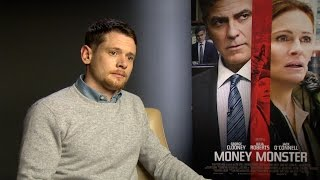 Money Monster star Jack O'Connell on how he prepares for his acting roles