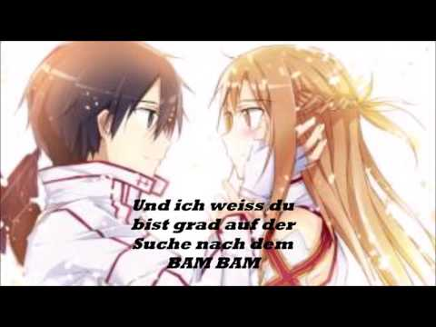 "Luis Fonsi ft. Daddy Yankee - Despacito (Lyrics) [nightcore] ""Deutsche Fassung"""