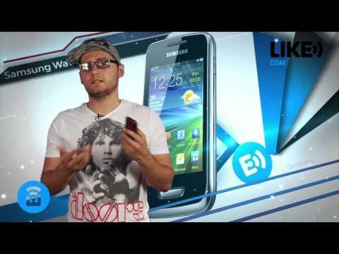Обзор смартфона Samsung Wave Y от LikeGSM