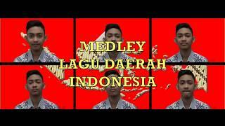 Acapella Medley Lagu Daerah Indonesia , cover oleh Alfiromi - Stafaband