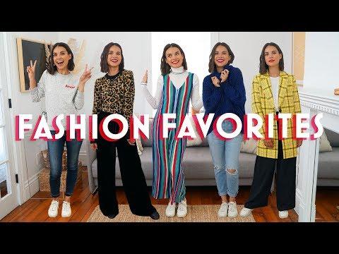 Under $25 Fall Fashion Favorites| Ingrid Nilsen thumbnail