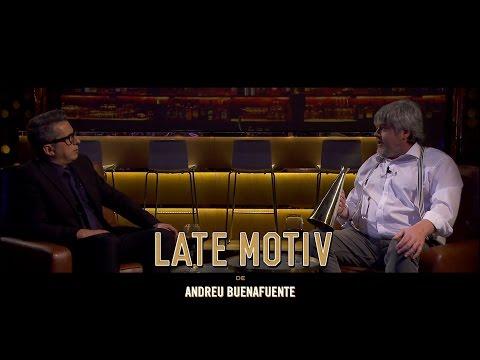 LATE MOTIV - Javier Coronas el director de cine | #LateMotiv64