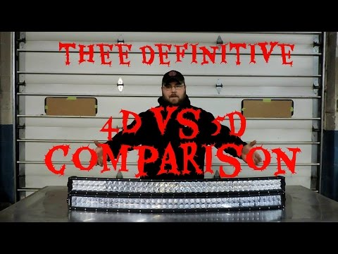 The Definitive 4D Vs 5D Lense Comparison