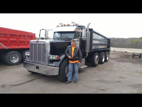 Truck Building: 2006 Peterbilt 379 Tri Axle Dump