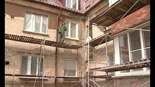 Больше десяти домов капитально отремонтируют в Октябрьском районе по решениям суда