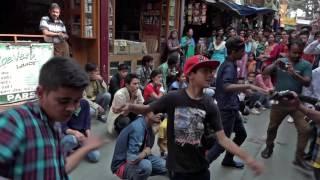 E-waste Flash mob Almora