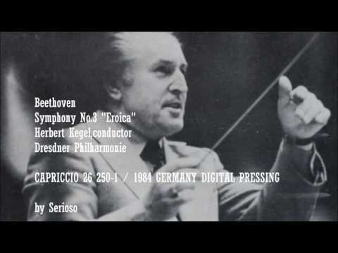 Beethoven, Symphony No 3, Kegel