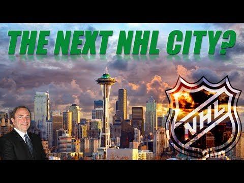 The Next NHL City?