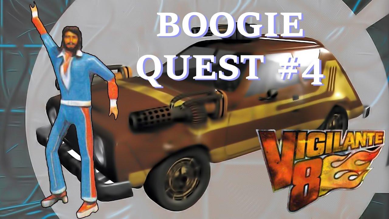 Vigilante 8 Boogie Quest 4 Hard W Combos Youtube