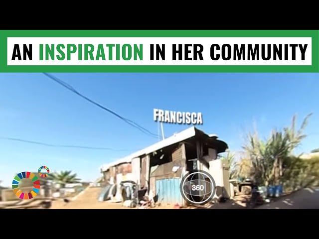 Francisca - MYWORLD360