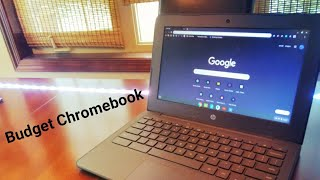 HP Chromebook 11 G6 EE Review 2019