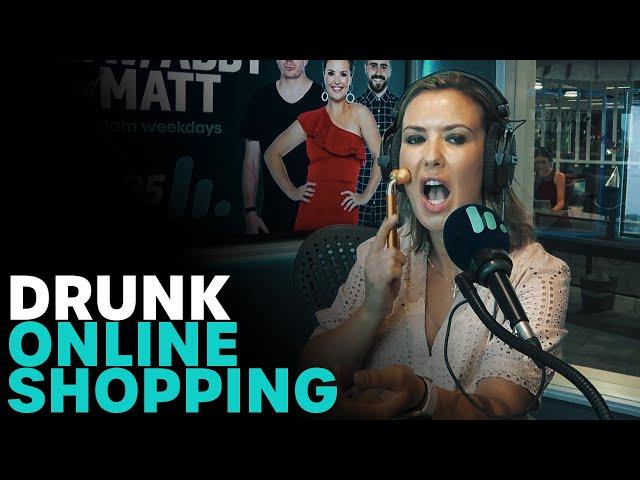 Drunk Online Shopping   B105