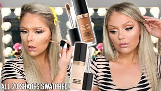 NEW TOO FACED SUPER COVERAGE SCULPTING CONCEALER | FIRST IMPRESSIONS REVIEW