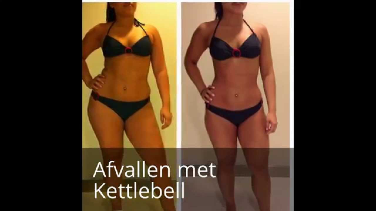 workout dvd afvallen