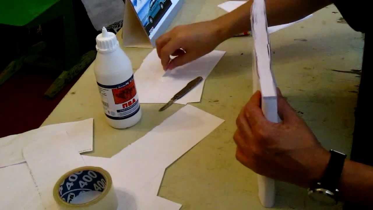 Как сделать книгу теней своими руками 105